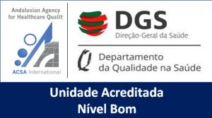 USF S. Julião acreditada pela DGS